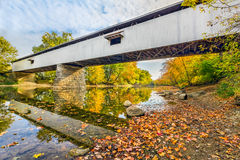 Potters Covered Bridge Royalty Free Stock Photos