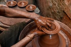 Potters Royalty Free Stock Photo