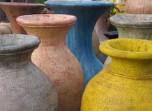 Pottery-0281 Fotografia Stock