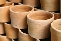 Pottery Stock Image