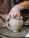 The pottery Stock Images
