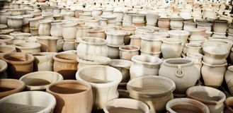 Pottery Royalty Free Stock Image