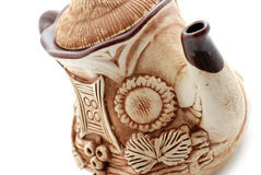 Pottery royalty free stock photos
