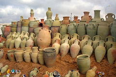 Pottery Royalty Free Stock Photos