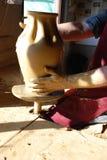 Pottery art Royalty Free Stock Photo
