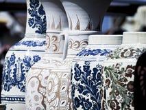 Pottery art on sale Stock Photography