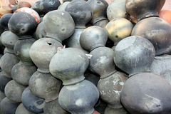 Pottery Background Royalty Free Stock Images