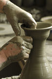 Pottery Royalty Free Stock Photo