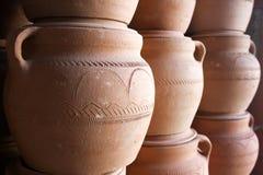 Pottery Royalty Free Stock Photography