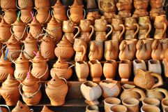 Pottery or crock Royalty Free Stock Photography
