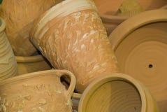 Pottery earthenware Royalty Free Stock Photo