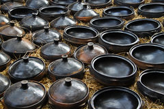 Pottery, Ethiopia Royalty Free Stock Image