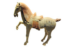 Pottery horse Stock Photos