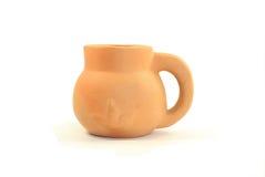 Pottery jug Stock Image