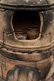 Pottery kiln Royalty Free Stock Image