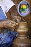 Pottery Making Royalty Free Stock Photo