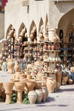 Pottery market Nizwa Stock Images