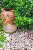 Pottery in the park Stock Photography