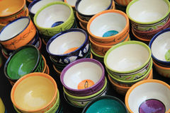 Pottery in the Provence Royalty Free Stock Photography