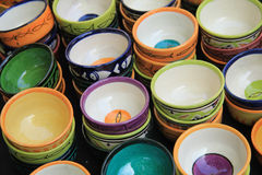 Pottery in the Provence Royalty Free Stock Photo