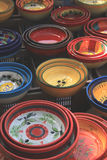 Pottery in the Provence Stock Photography