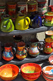 Pottery in Provence 1 Stock Photos