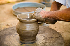 Pottery, Rajasthan, Indian Royalty Free Stock Photography