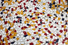 Pottery shards Royalty Free Stock Images