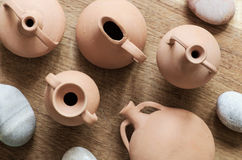 Pottery Royalty Free Stock Photography