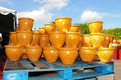 Pottery in South Florida Royalty Free Stock Photo