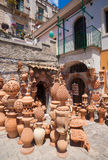 Pottery souvenir Stock Images