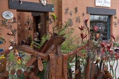 Pottery Store, Arizona Royalty Free Stock Photography