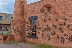 Pottery Store, Arizona Stock Image