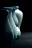 Pottery vase Royalty Free Stock Images