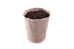 Potting soil Royalty Free Stock Photography