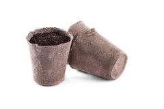 Potting soil Stock Image