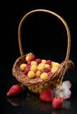 pottle ягод Стоковое Фото