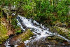 Potts Falls Bracebridge Canada Royalty Free Stock Image