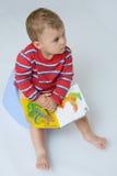 potty тренировка Стоковая Фотография RF