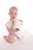 Potty Train 2 royalty free stock images