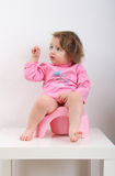 Potty Training Stock Images
