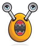 Potwór brzydka maskotka Zdjęcie Royalty Free