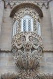 Potwór wspiera balkon Fotografia Royalty Free