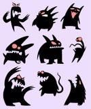 potwory Obraz Royalty Free