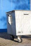 Poubelle de déchets Image stock