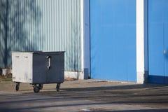 Poubelle de déchets Photos stock
