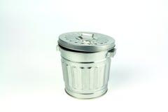 poubelle en aluminium photos stock inscription gratuite. Black Bedroom Furniture Sets. Home Design Ideas