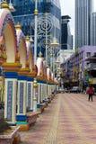 Pouca Índia Kuala Lumpur Imagens de Stock