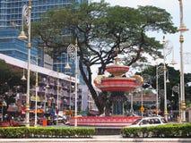 Pouca Índia Kuala Lumpur, Malásia Fotografia de Stock