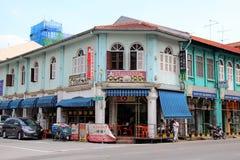 Pouca Índia - Singapura imagens de stock royalty free